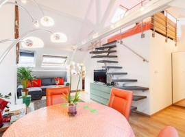 Gai Rossignol, apartment in Brussels