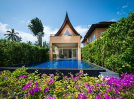 Blue Chill private Pool Villa - Hotel Managed, apartment in Ko Chang