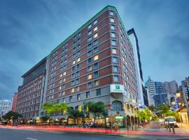 Holiday Inn Darling Harbour, hotel en Centro financiero de Sídney, Sídney