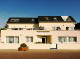 Appartement-Service-Laboe Haus Seewind, Hotel in Laboe