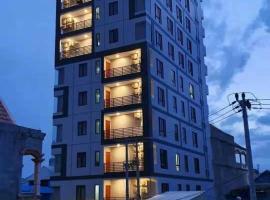 V9 hotel poipet, hotel in Krong Poi Pet