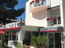 Hôtel Le Méditerranée, hotel in Hyères