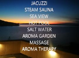 Bella Vista Beach House SPA, spa hotel in Trogir