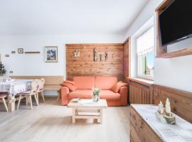 Cesa Raffaella - appartamento Vernel, apartment in Canazei
