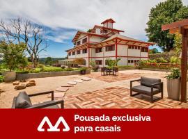 Matsubara Pousada, guest house in Campos do Jordão