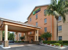 Holiday Inn Express Hotel & Suites Bonita Springs/Naples, an IHG Hotel, hotel near Florida Gulf Coast University, Bonita Springs
