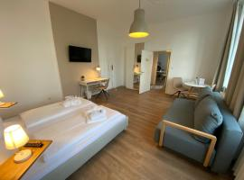 Zimmer Frei! Boardinghaus, budget hotel in Flensburg