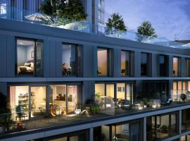 Spacious Posh Flat in Center of Shoreditch Tech City Old Street, hotel with jacuzzis in London