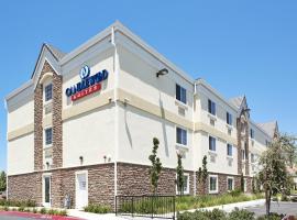 Candlewood Suites Turlock, an IHG Hotel, hotel v destinaci Turlock