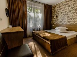 Hotel Turist, hotel din Constanţa