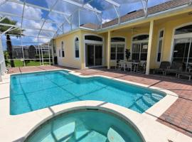 Live like a King & Queen in this 5 Bdm Villa villa, hotel in Davenport
