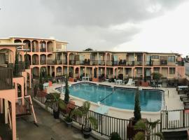 San Marina Motel Daytona, motel in Daytona Beach
