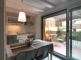 Rosselló Apartment, lejlighed i Barcelona