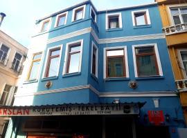 Taksim Lion 37 Studios, hotel near Taksim Square, Istanbul