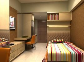 Pesan Room Green Pramuka City Apartemen Thanks, hotel in Jakarta