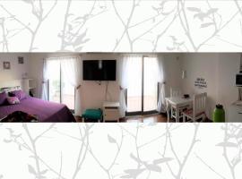 Luminoso estudio con terraza propia y en la mejor ubicación, departamento en Córdoba