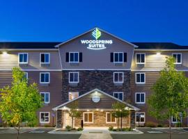 WoodSpring Suites Grand Junction, hotel near Colorado Mesa University, Grand Junction
