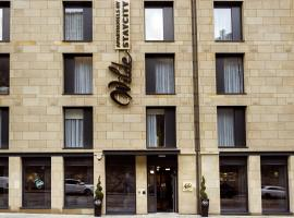 Wilde Aparthotels by Staycity Edinburgh Grassmarket, hotel en Edimburgo