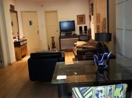 Dzīvoklis apartamento Riodežaneiro