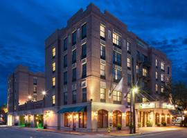 Holiday Inn Savannah Historic District, boutique hotel in Savannah