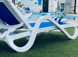 Golden Plaza Dahab Resort, hotel in Dahab