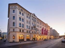 Vier Jahreszeiten Kempinski München, hotel near Marienplatz, Munich