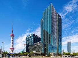 Grand Kempinski Hotel Shanghai, hotel in Shanghai