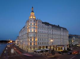 Hotel Baltschug Kempinski Moscow, hotel in Moscow