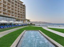 Kempinski Hotel Aqaba, accessible hotel in Aqaba