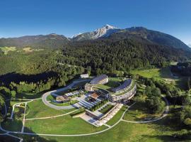 Kempinski Hotel Berchtesgaden, hótel í Berchtesgaden