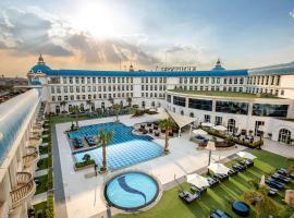 Royal Maxim Palace Kempinski Cairo, готель у Каїрі