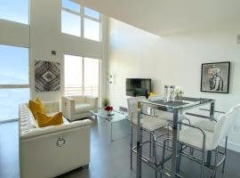 Superb loft in Downtown SD, vacation rental in San Diego
