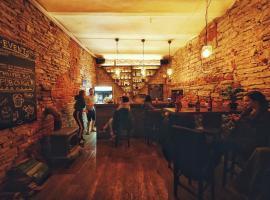 Lai 22 Hostel & Bar, hostel in Tallinn