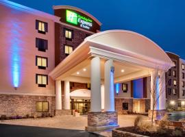 Holiday Inn Express Hotel & Suites Williamsport, hotel in Williamsport
