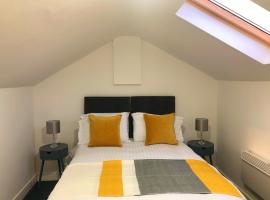 The Central Suite Sasco Apartments, budget hotel in Blackpool