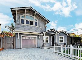 "New Listing! ""Surfer's Paradise"" w/ Backyard Oasis Mature home, vacation rental in Santa Cruz"
