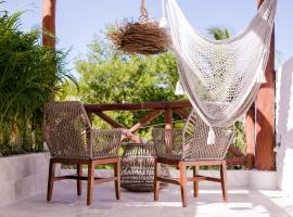 El Corazón Boutique Hotel - Adults Only, hotel in Holbox Island