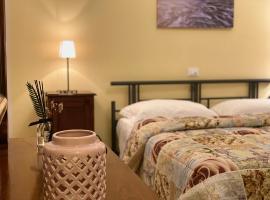 VILLA PASTORE Salerno, hotel near Salerno Harbour, Pellezzano