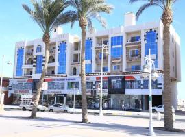 Chalets and Apartments in Abaza Compound, hotel near Hurghada International Airport - HRG, Hurghada