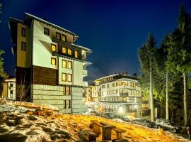 Green Life Family Apartments Pamporovo, apartment in Pamporovo