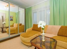 Уютная 2к-квартира на ул. Ферганская (м. Выхино), hotel in Moscow
