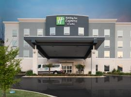 Holiday Inn Express & Suites Memphis Arpt Elvis Presley Blv, hotel near Memphis International Airport - MEM,