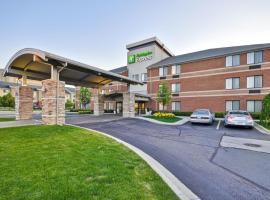 Holiday Inn Express Romulus / Detroit Airport, an IHG Hotel, hotel near Detroit Metro Airport - DTW, Romulus