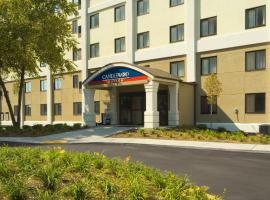 Candlewood Suites Indianapolis Downtown Medical District, hôtel à Indianapolis