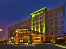 Holiday Inn Hotel Detroit Metro Airport, an IHG Hotel, hotel near Detroit Metro Airport - DTW, Romulus