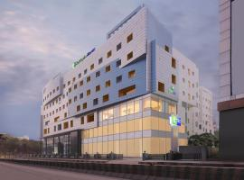 Holiday Inn Express Hyderabad Banjara Hills、ハイデラバードのホテル