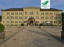 GreenLine Schlosshotel Blankenburg, boutique hotel in Blankenburg
