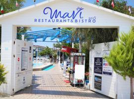 Mavi Restaurant & Bistro, отель в Дидиме