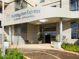 Holiday Inn Express Durban - Umhlanga, an IHG Hotel, hotel in Durban
