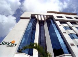 Hotel Suncity Residency, hotel near Chhatrapati Shivaji International Airport Mumbai - BOM, Mumbai
